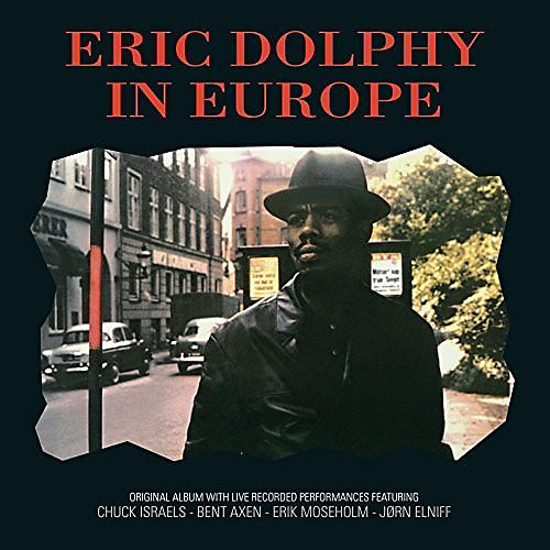 Alliance Eric Dolphy - In Europe thumbnail