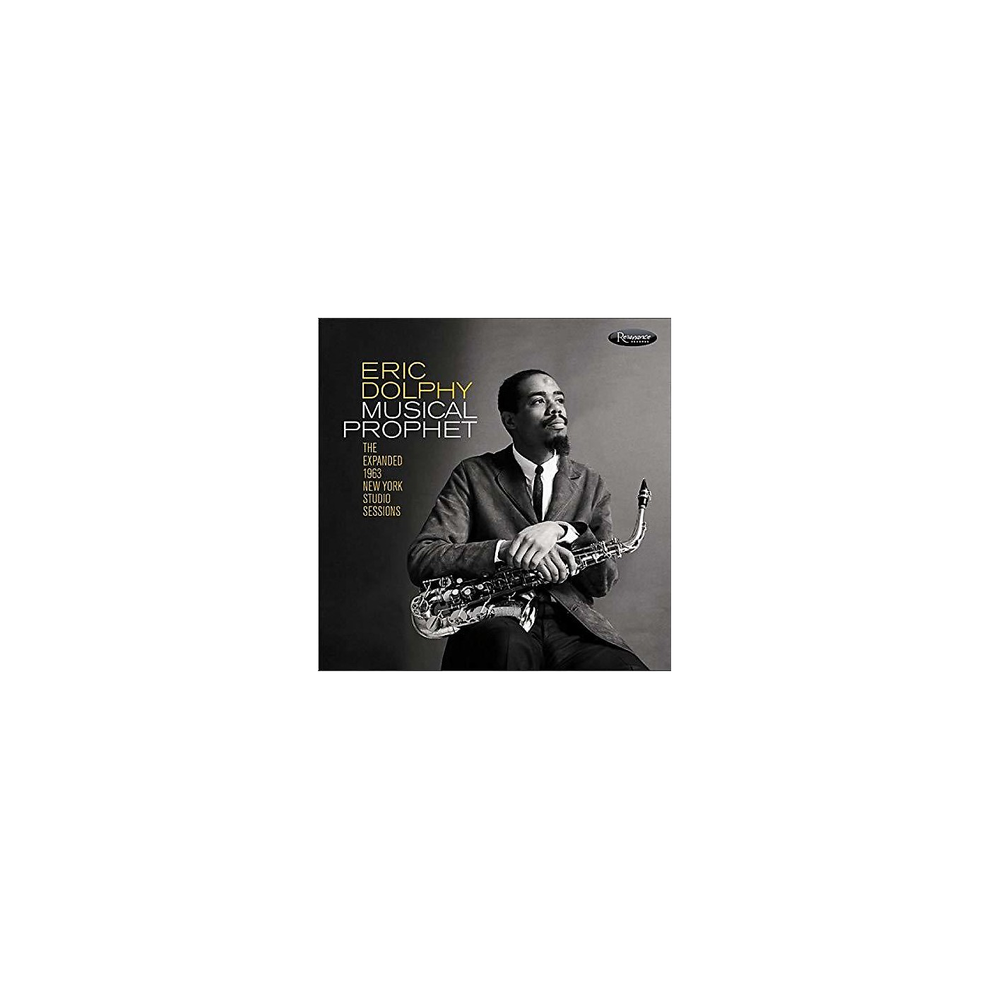 Alliance Eric Dolphy - Musical Prophet: The Expanded 1963 New York Studio Sessions (CD) thumbnail