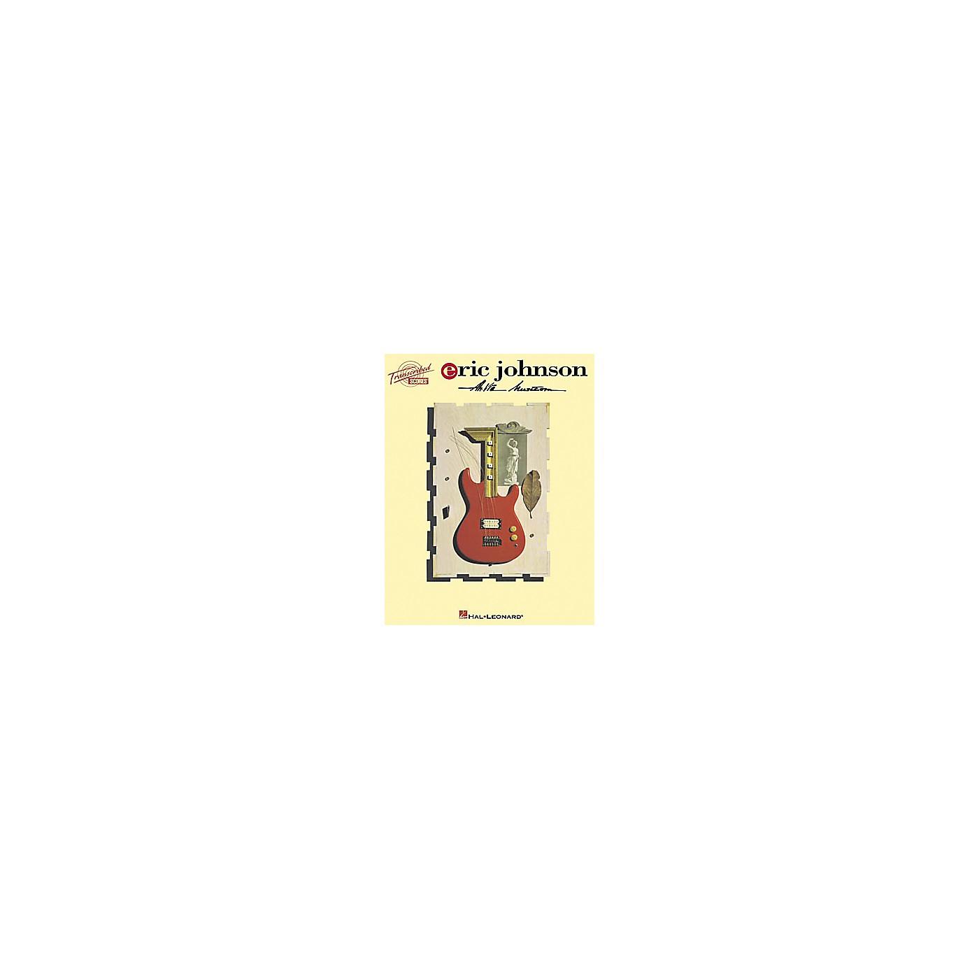 Hal Leonard Eric Johnson - Ah Via Musicom Transcribed Score Book thumbnail