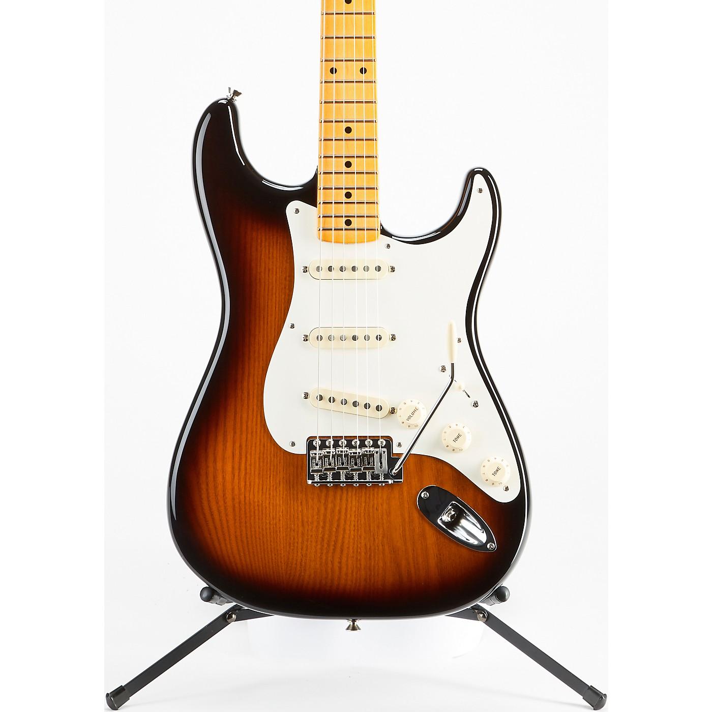 Fender Eric Johnson Virginia Stratocaster Maple Fingerboard Electric Guitar thumbnail