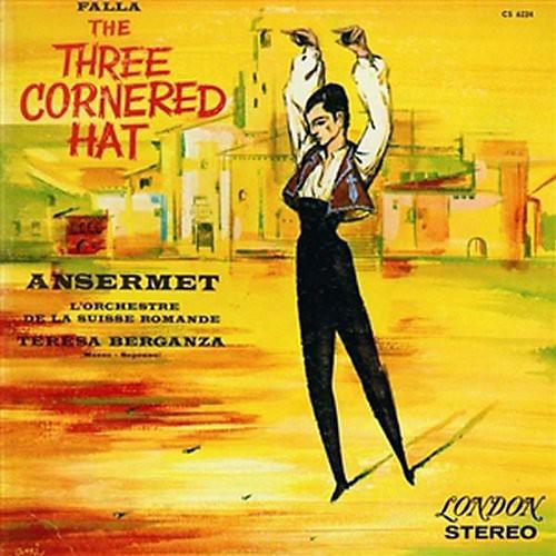 Alliance Ernest Ansermet - Falla the Three Cornered Hat thumbnail
