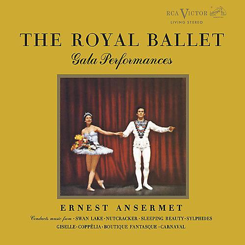 Alliance Ernest Ansermet - Royal Ballet Gala Performances thumbnail