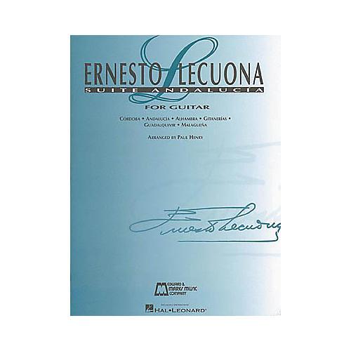 Hal Leonard Ernesto Lecuona - Suite Andalucia Guitar Tab thumbnail