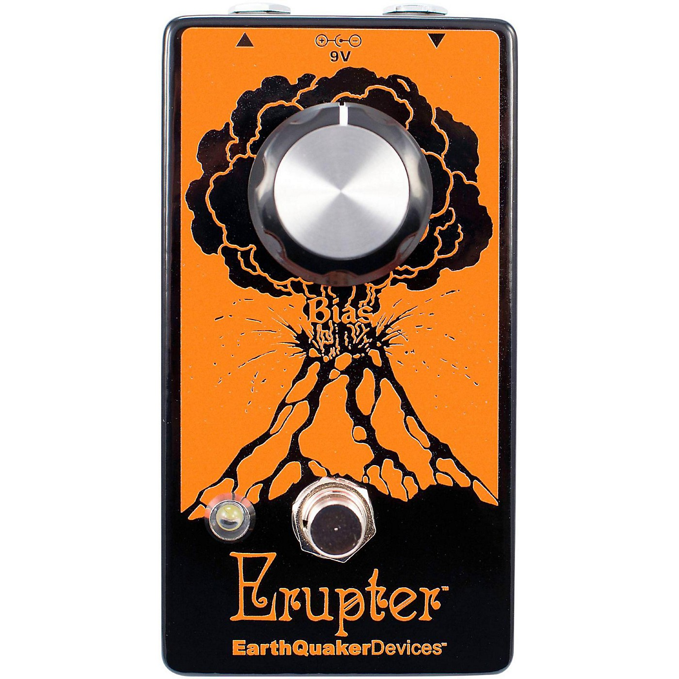 Earthquaker Devices Erupter Fuzz Effects Pedal thumbnail