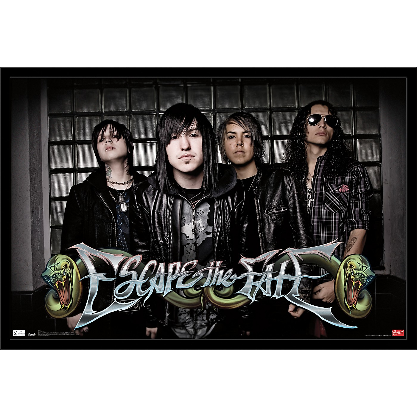 Trends International Escape The Fate Poster thumbnail
