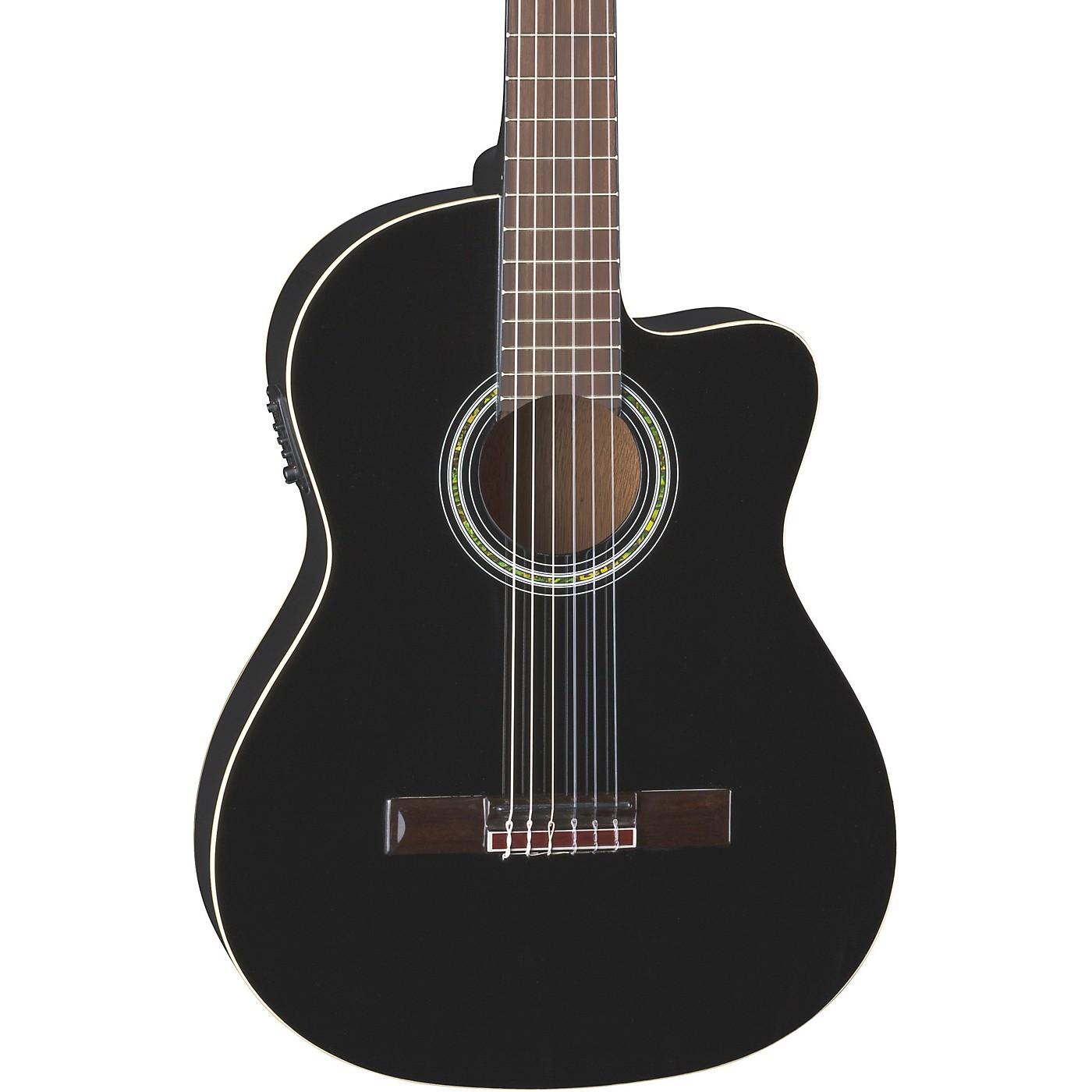 Dean Espana Full Size Acoustic-Electric Cutaway Classical Guitar thumbnail