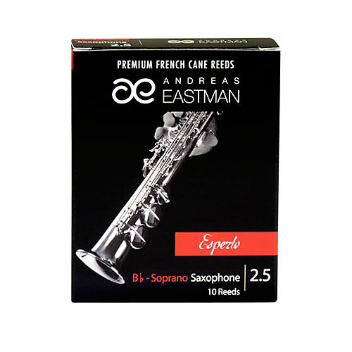 Andreas Eastman Esperto Soprano Saxophone Reeds thumbnail