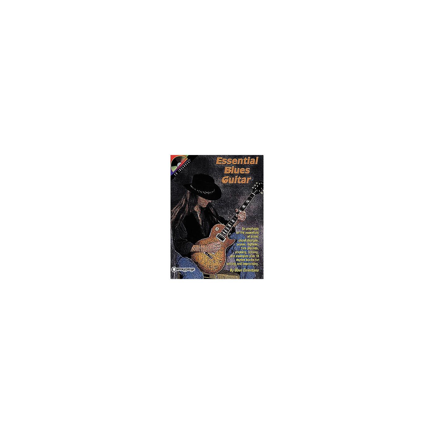 Centerstream Publishing Essential Blues Guitar Book/CD thumbnail