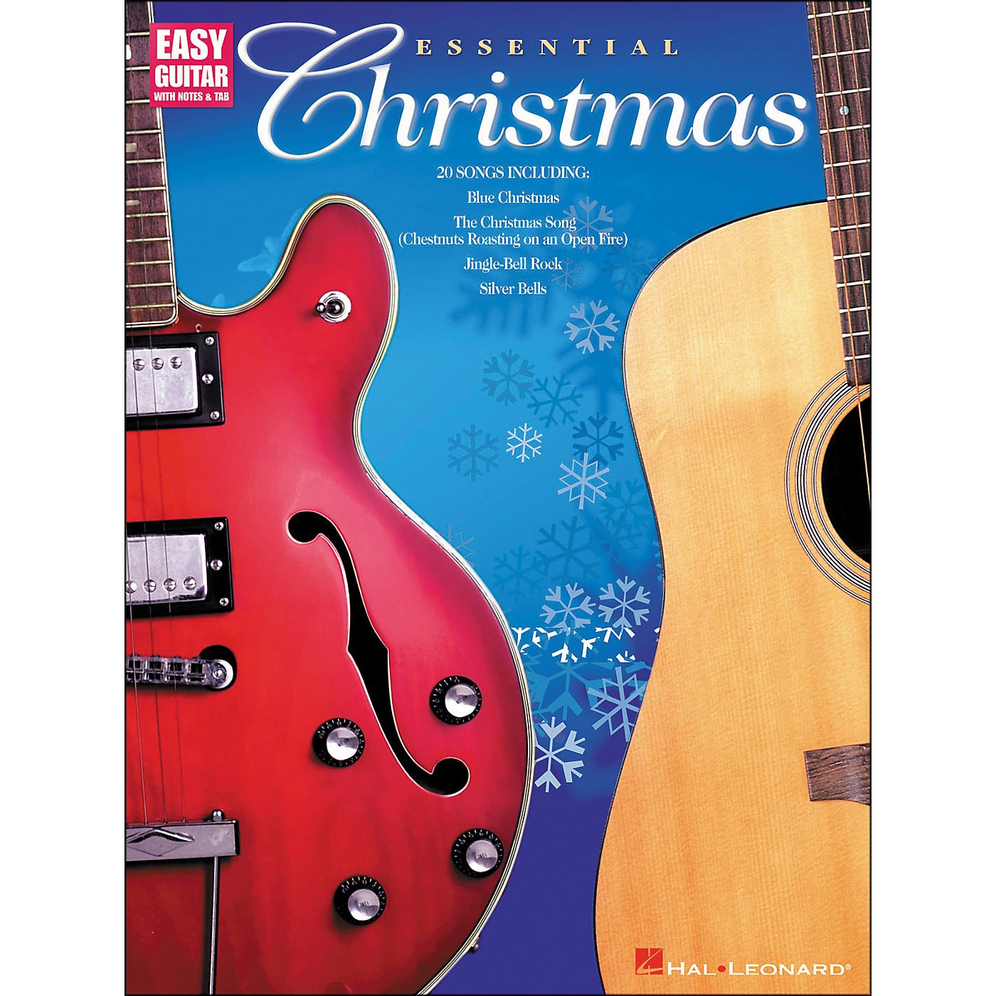Hal Leonard Essential Christmas Easy Guitar with Notes & Tab thumbnail