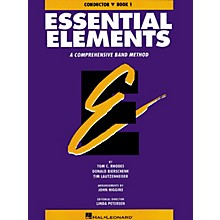 Hal Leonard Essential Elements - Book 1 (Original Series) (Conductor) Concert Band