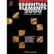 Hal Leonard Essential Elements 2000 for Band - Piano Accompaniment (Book 2)