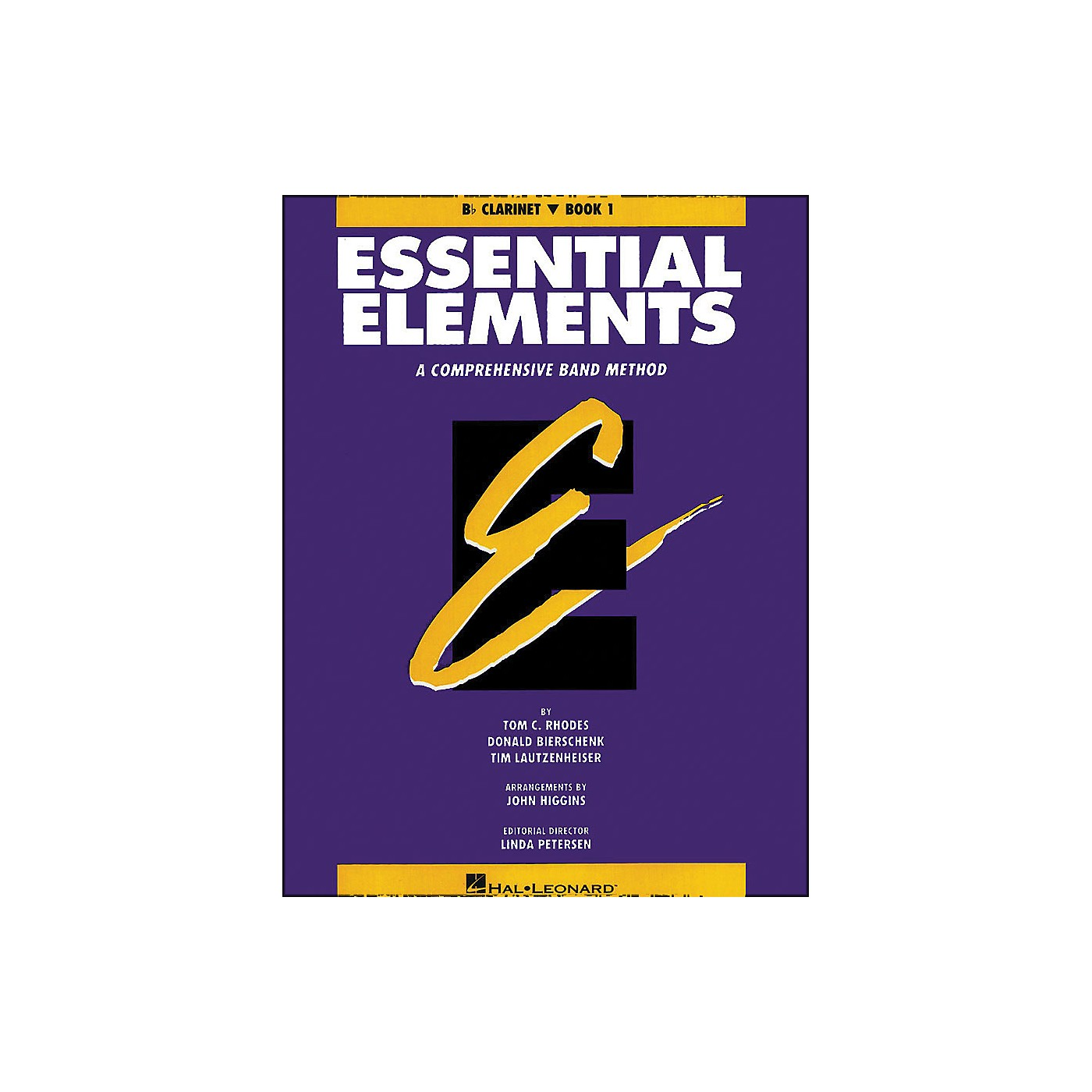 Hal Leonard Essential Elements Book 1 B Flat Clarinet thumbnail