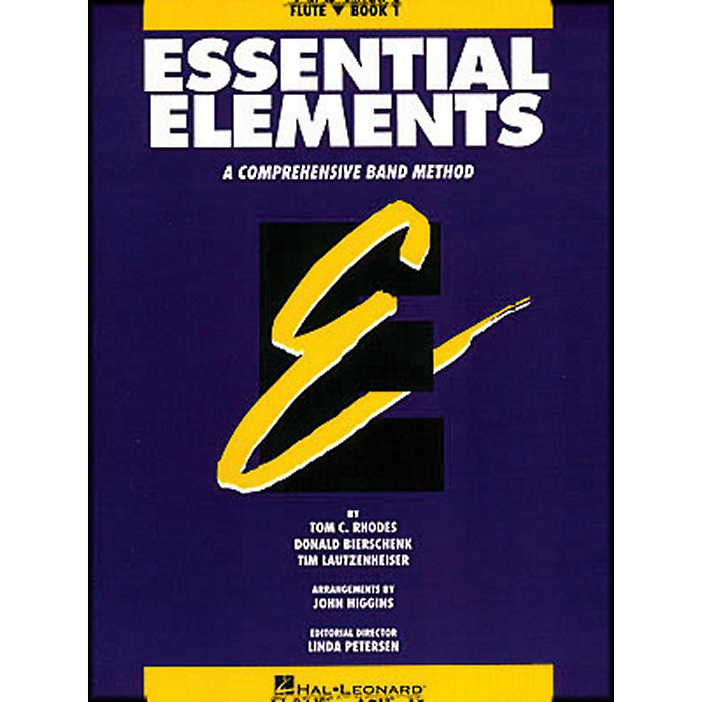 Hal Leonard Essential Elements Book 1 Flute thumbnail