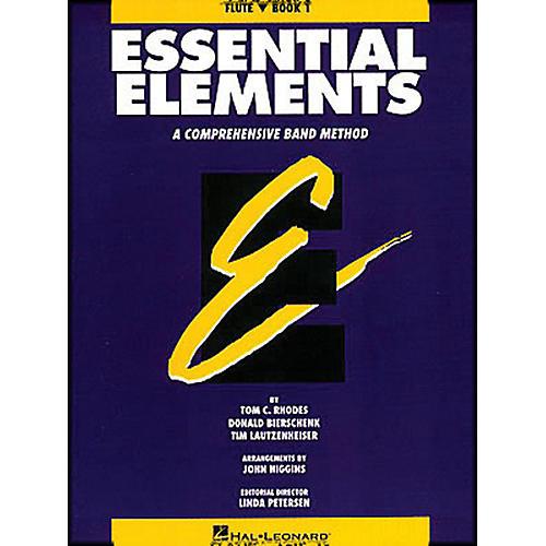 Hal Leonard Essential Elements Book 1 Flute-thumbnail