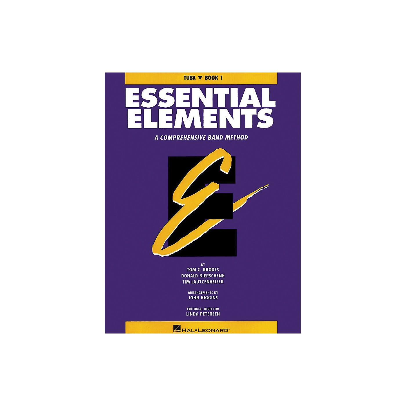 Hal Leonard Essential Elements Book 1 For Tuba thumbnail
