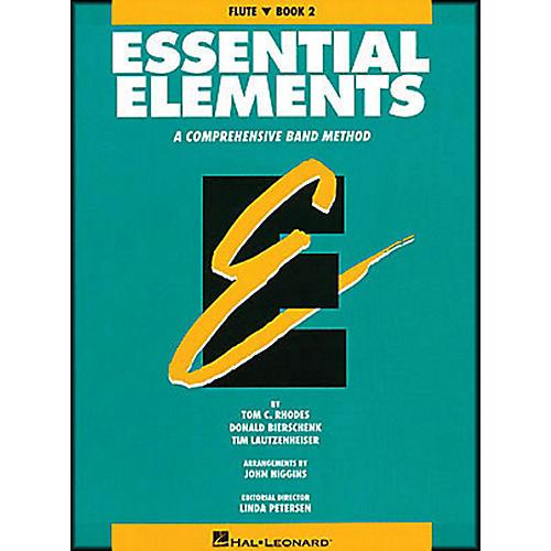 Hal Leonard Essential Elements Book 2 Flute thumbnail