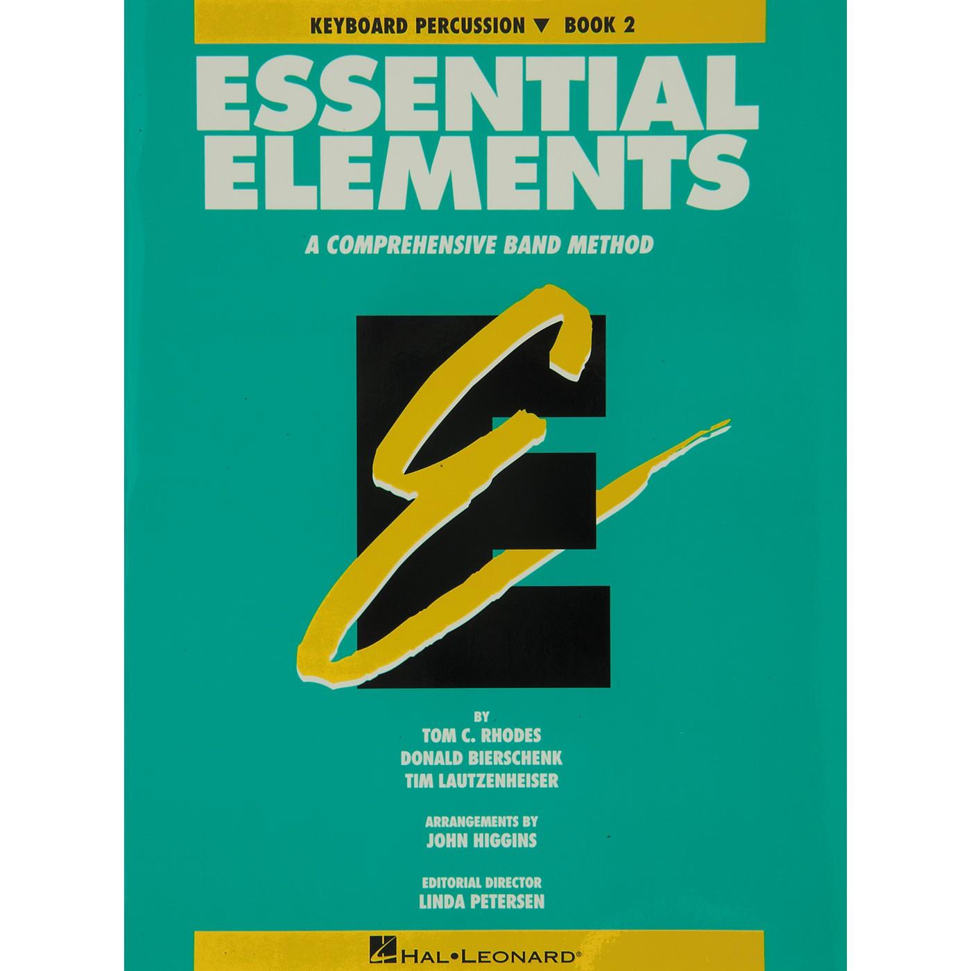 Hal Leonard Essential Elements Book 2 Keyboard Percussion thumbnail