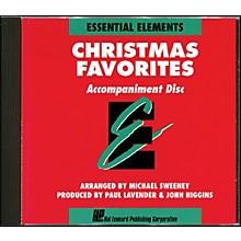 Hal Leonard Essential Elements Christmas Favorites Accompaniment CD