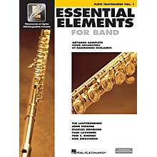 Hal Leonard Essential Elements French Edition EE2000 Flute Essential Elements for Band Series Softcover Media Online