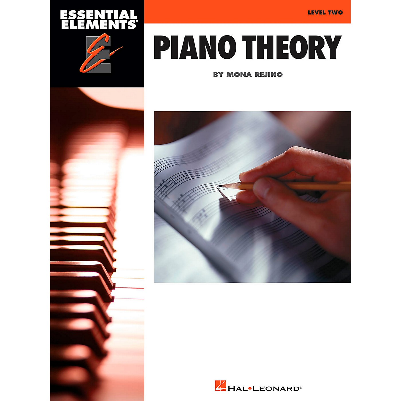 Hal Leonard Essential Elements Piano Theory - Level 2 thumbnail
