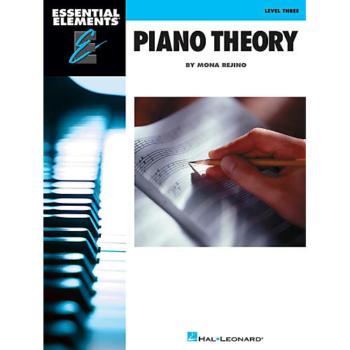 Hal Leonard Essential Elements Piano Theory  Level 3 thumbnail