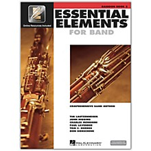 Hal Leonard Essential Elements for Band - Bassoon 2 Book/Online Audio