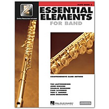 Hal Leonard Essential Elements for Band - Flute 2 Book/Online Audio
