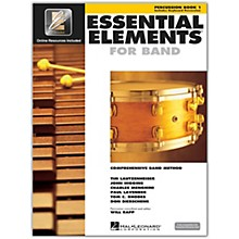 Hal Leonard Essential Elements for Band - Percussion and Keyboard Percussion (Book 1 with EEi)