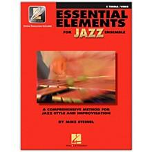 Hal Leonard Essential Elements for Jazz Ensemble - C Treble Vibes (Book/Online Audio)
