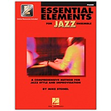 Hal Leonard Essential Elements for Jazz Ensemble - Piano (Book/Online Audio)