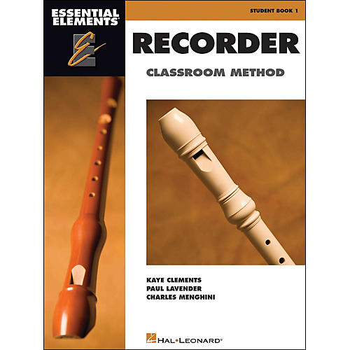 Hal Leonard Essential Elements for Recorder Classroom Edition-thumbnail