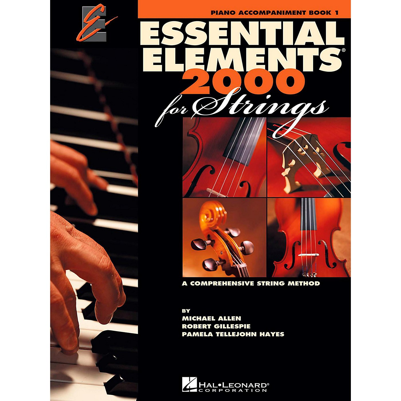 Hal Leonard Essential Elements for Strings - Piano Accompaniment (Book 1) thumbnail