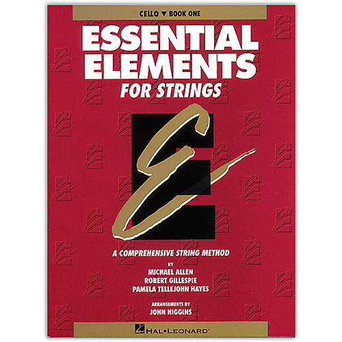 Hal Leonard Essential Elements for Strings Book 1 Cello thumbnail