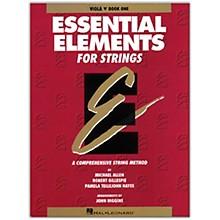 Hal Leonard Essential Elements for Strings Book 1 Viola