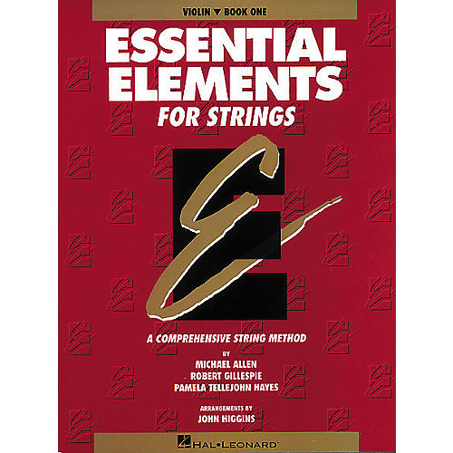 Hal Leonard Essential Elements for Strings Book 1 thumbnail