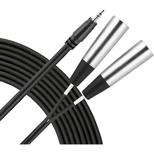 Livewire Essential Interconnect Y-Cable 3.5 mm TRS Male to XLR Male thumbnail