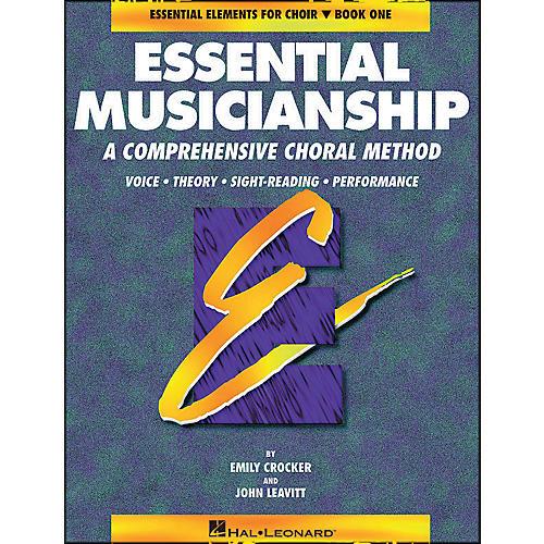 Hal Leonard Essential Musicianship Book 1 Student-thumbnail