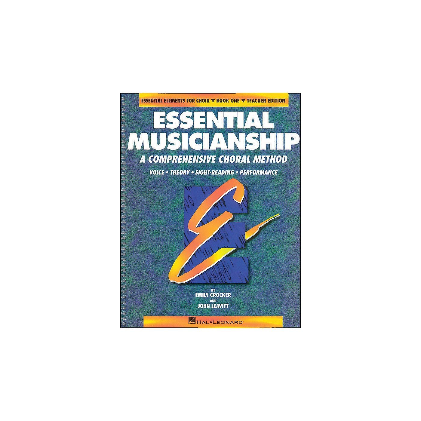 Hal Leonard Essential Musicianship Book 1 Teacher thumbnail