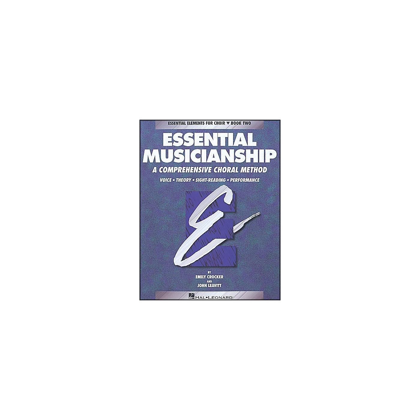 Hal Leonard Essential Musicianship Book 2 Student thumbnail