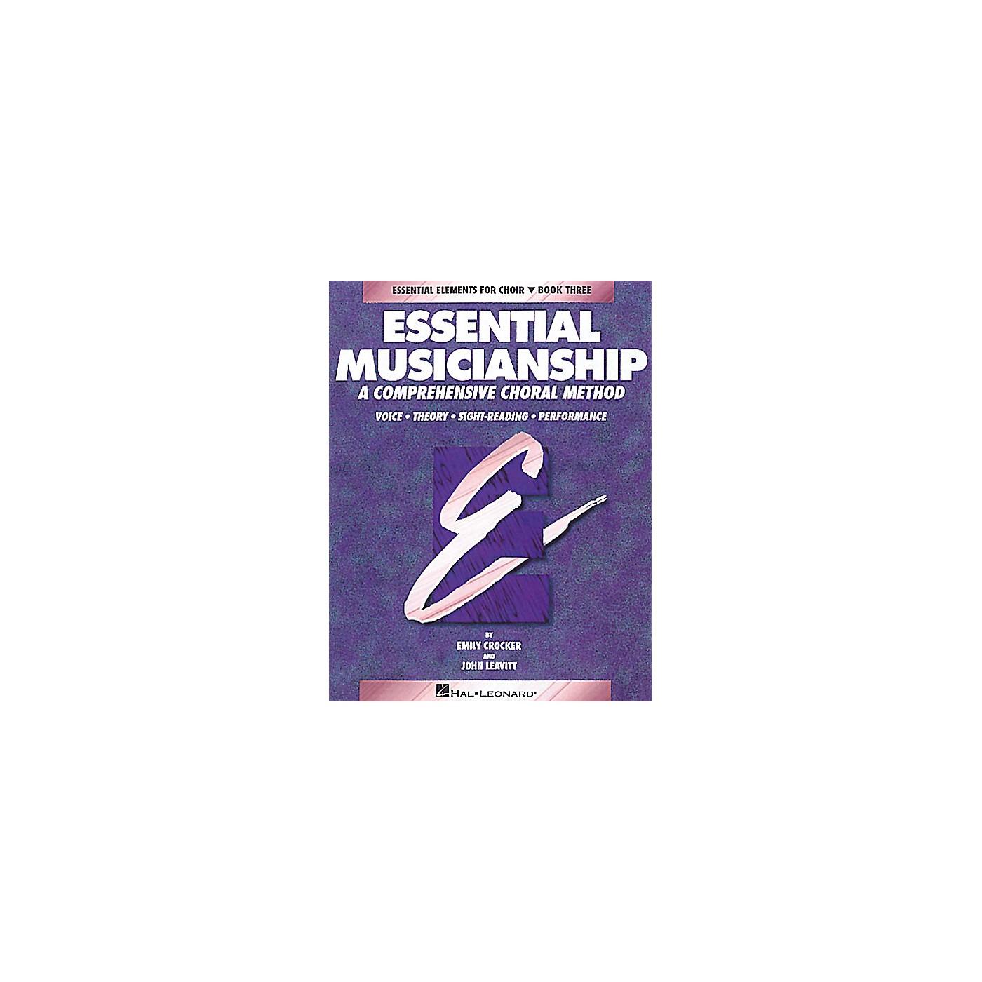 Hal Leonard Essential Musicianship Level Three Teacher Edition thumbnail