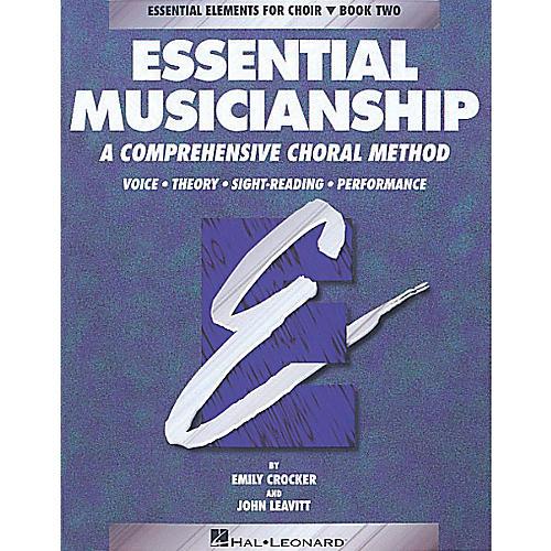 Hal Leonard Essential Musicianship Level Two Teacher Edition thumbnail