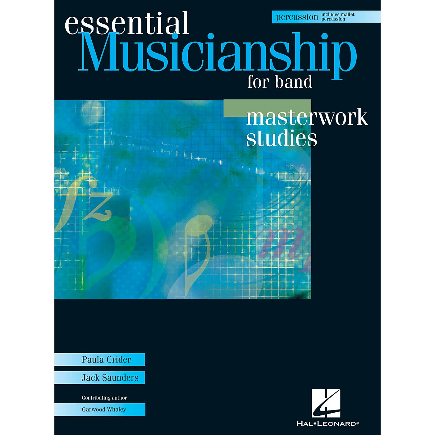 Hal Leonard Essential Musicianship for Band - Masterwork Studies (Percussion/Mallet Percussion) Concert Band thumbnail