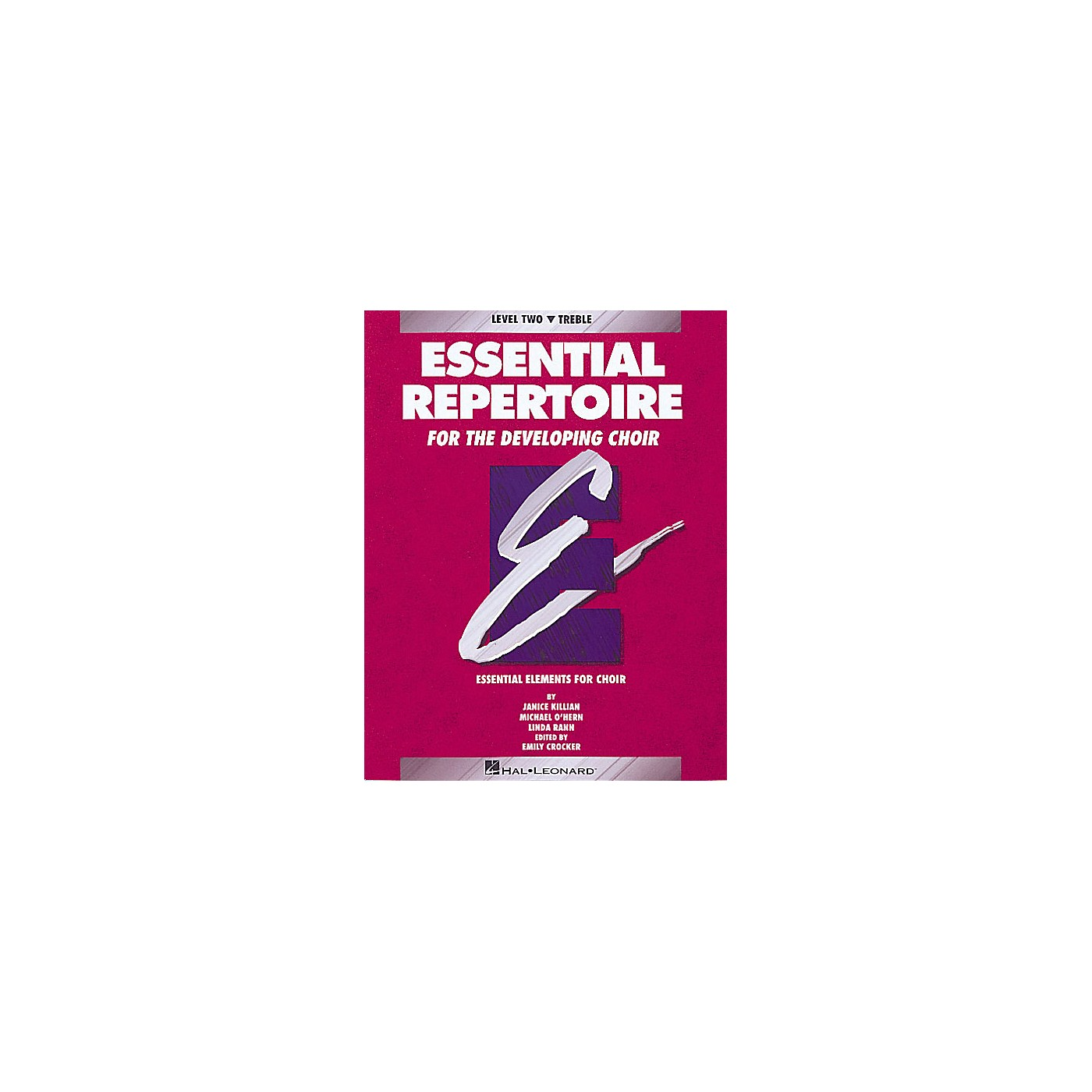 Hal Leonard Essential Repertoire for the Developing Choir Treble Perf/Acc CDs (2) Composed by Janice Killian thumbnail