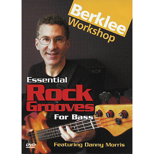 Berklee Press Essential Rock Grooves for Bass (DVD) thumbnail