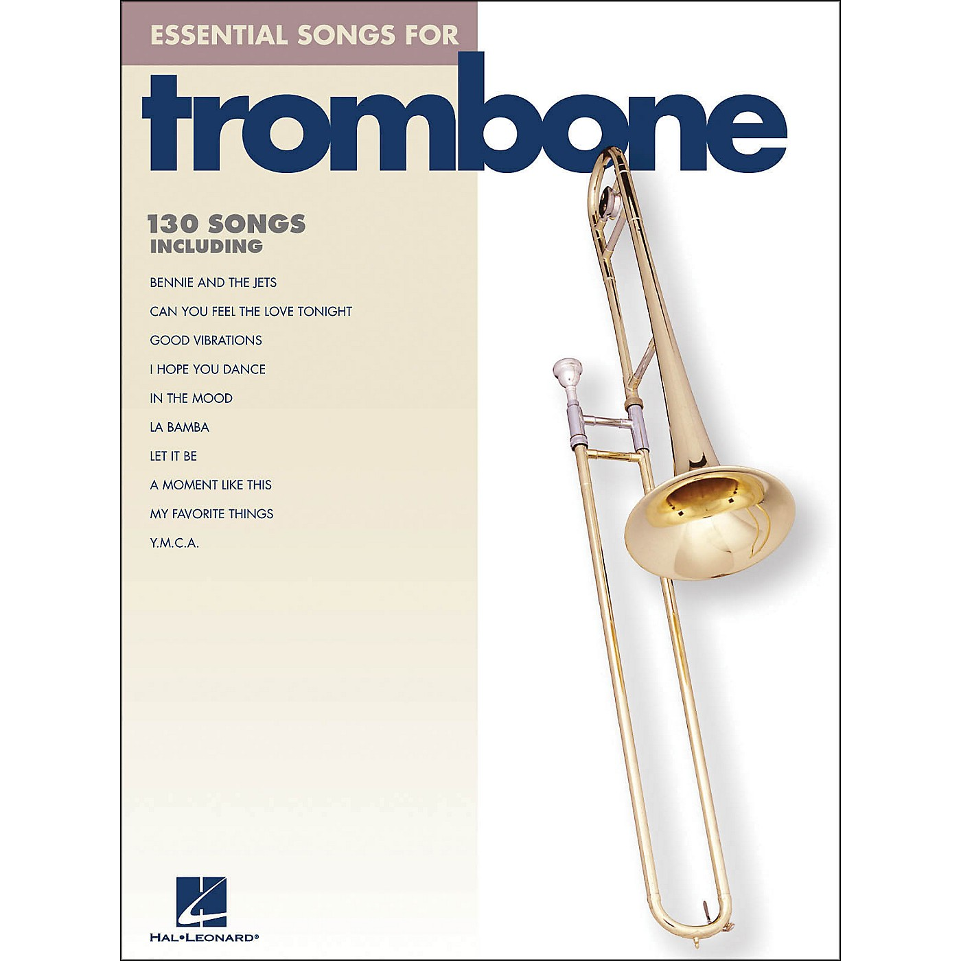 Hal Leonard Essential Songs For Trombone thumbnail