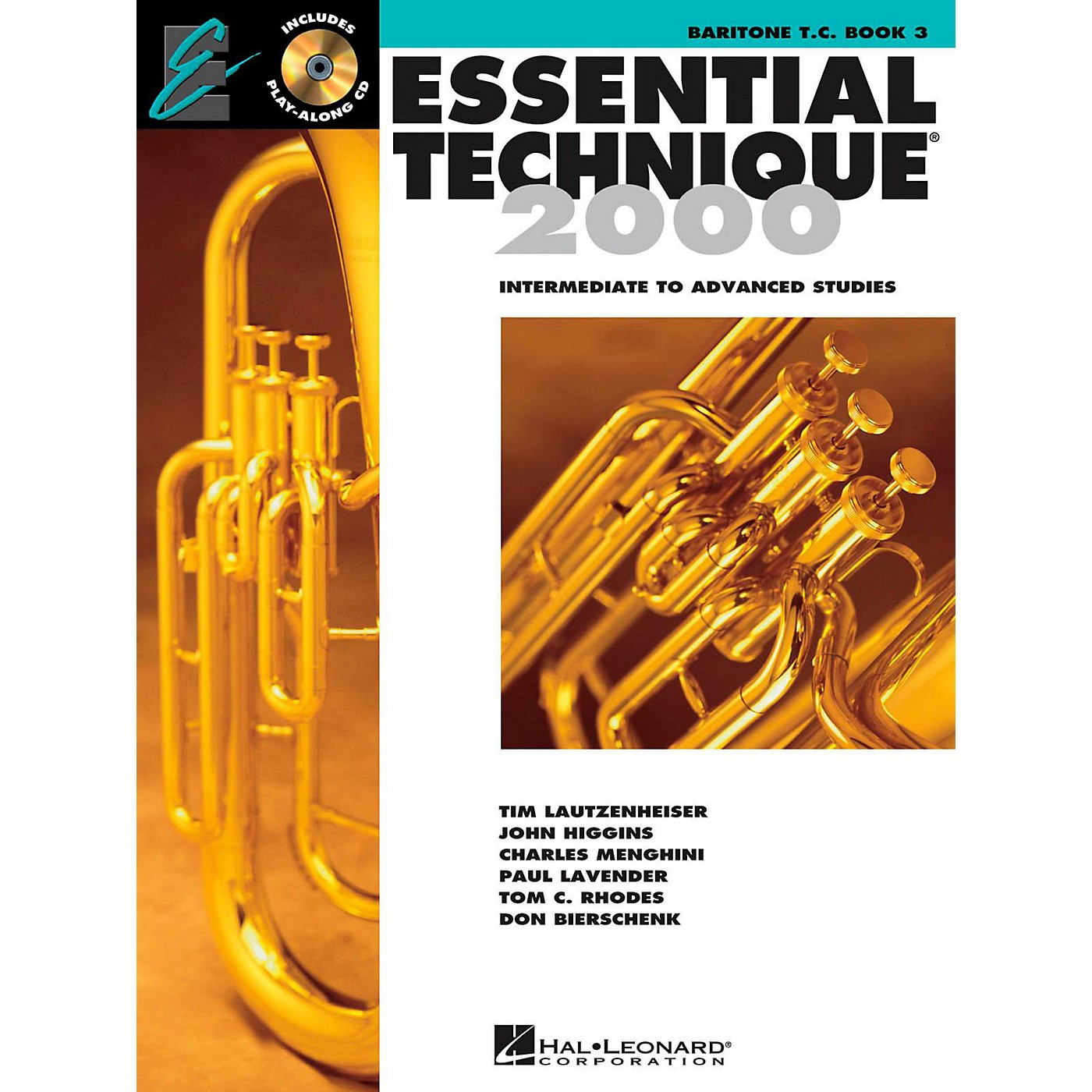 Hal Leonard Essential Technique for Band - Baritone T.C. (Book 3 with EEi) thumbnail