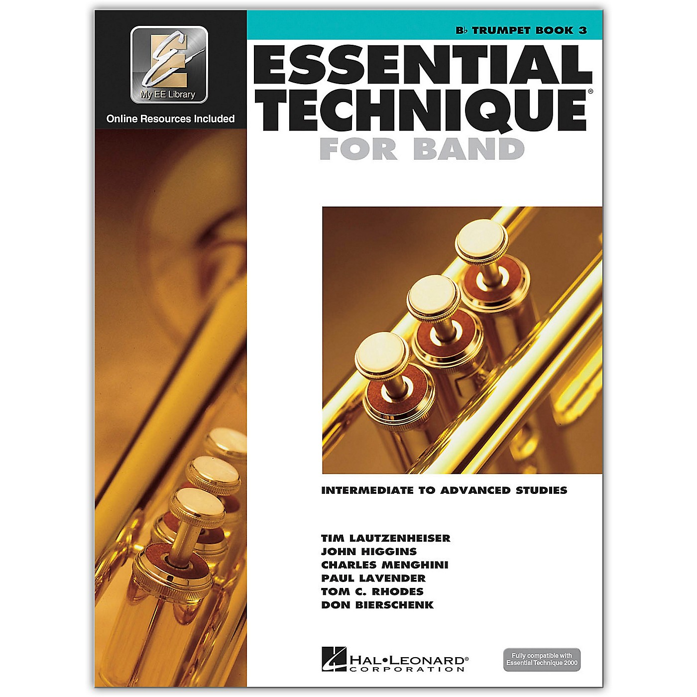 Hal Leonard Essential Technique for Band - Bb Trumpet 3 Book/Online Audio thumbnail