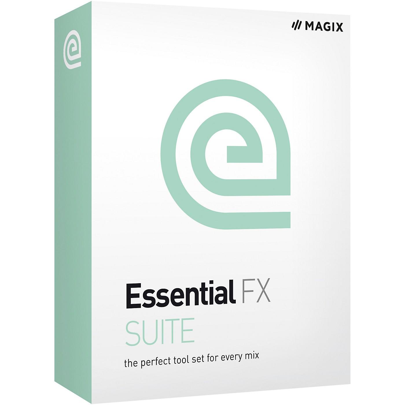 Magix EssentialFX Suite PC/MAC thumbnail
