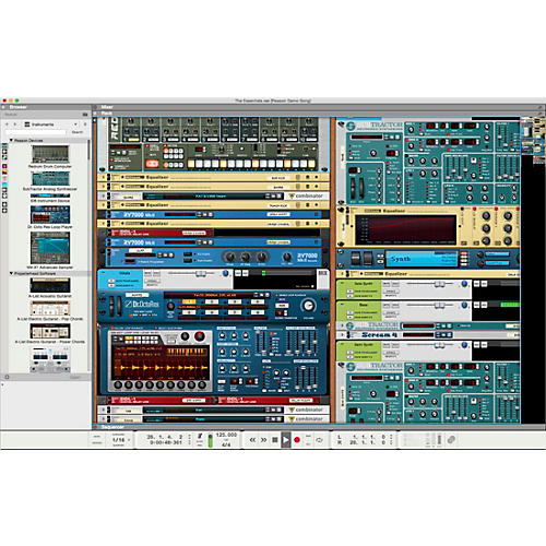 Propellerhead Essentials/Ltd/Adapt upgrade to Reason 10 - Software Download thumbnail