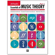 Alfred Essentials Of Music Theory Series Book 1